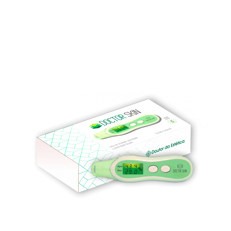 Doctor Skin Analisador Digital 123g