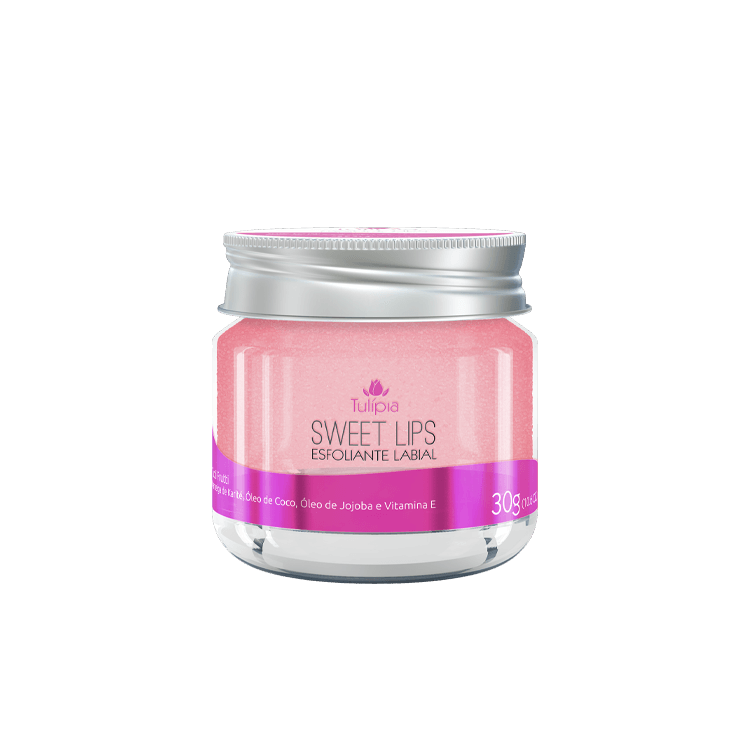 Sweet Lips Esfoliante Labial 30g