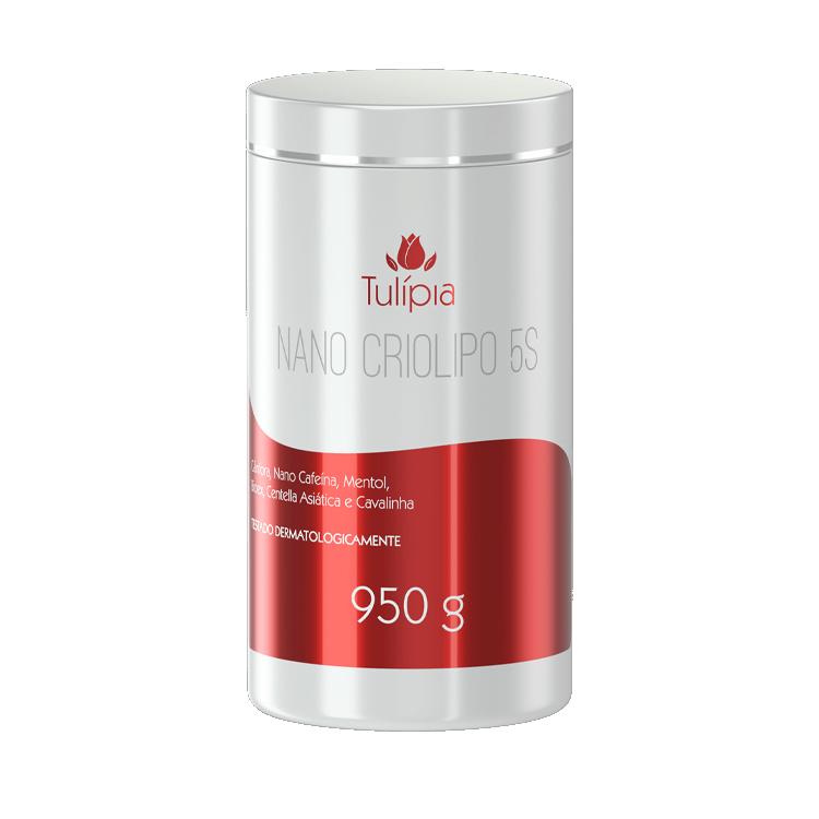 Criolipo 5S Nano Gel Crioterápico 950g