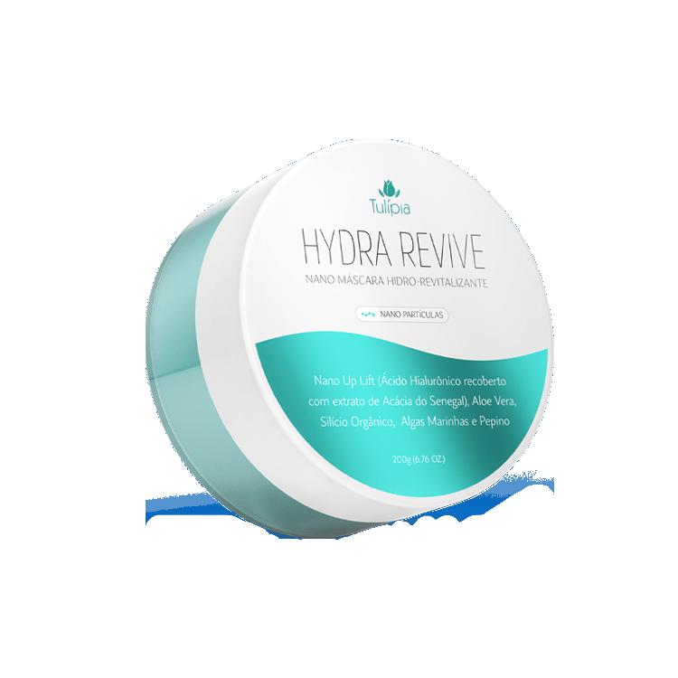 Hydra Revive Nano Máscara Hidro Revitalizante 200g